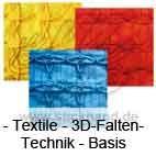 0305002 Anleitung 3D-Textile-Falten-Technik
