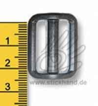Stegschnalle oder Verstellschnalle 20 mm