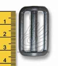 0601011_Stegschnalle, Verstellschnalle 30 mm
