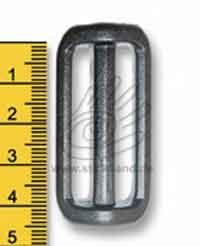 0601012_Stegschnalle, Verstellschnalle 40mm
