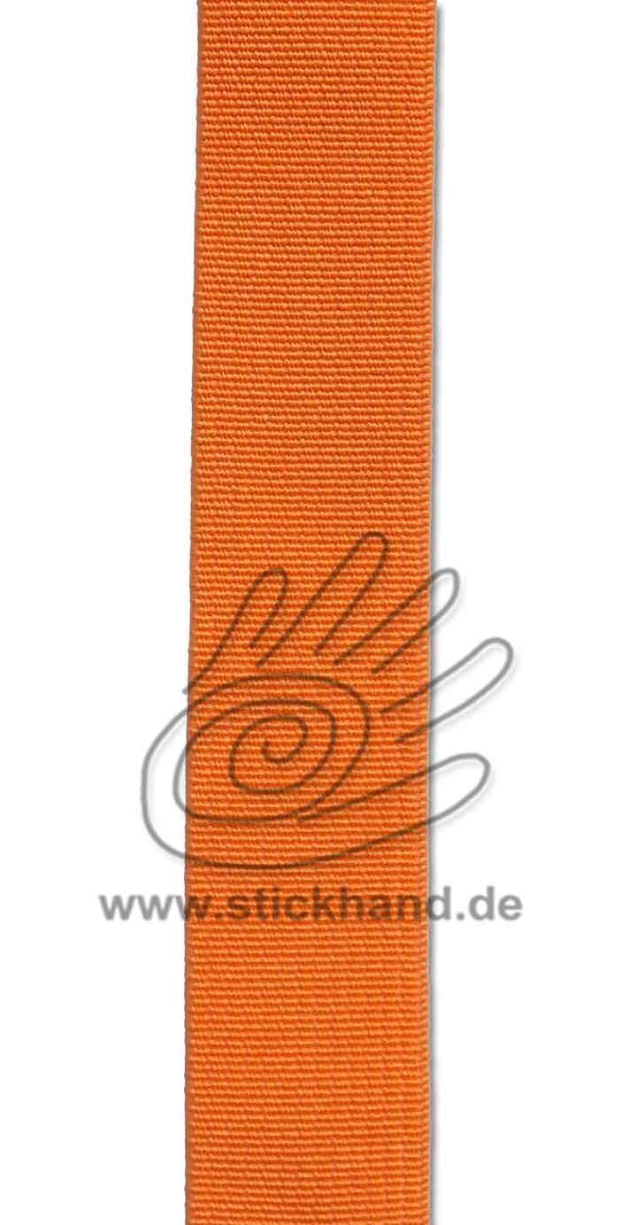 0603091 Gummiband – 20 mm – orange
