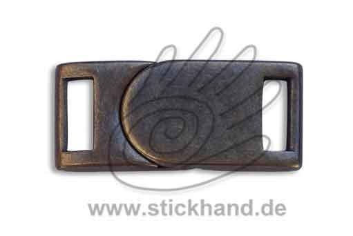 0604183_Taschen-Magnetverschluss mit Steg, messingfarben,10 mm