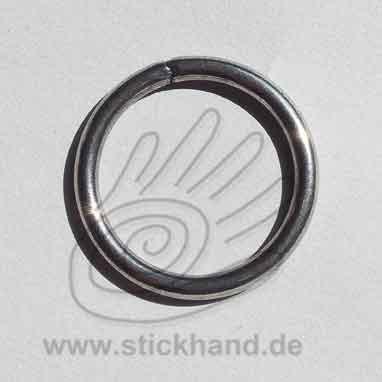0604222 Ring 30 mm Durchmesser, altsilber