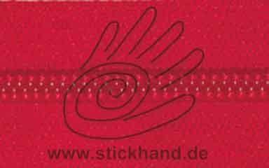 0621297 Reißverschluss-3mm-rot