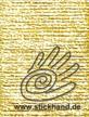 Farbnr. 4002 Madeira Metallic No.4 Handstickgarn 4-fach