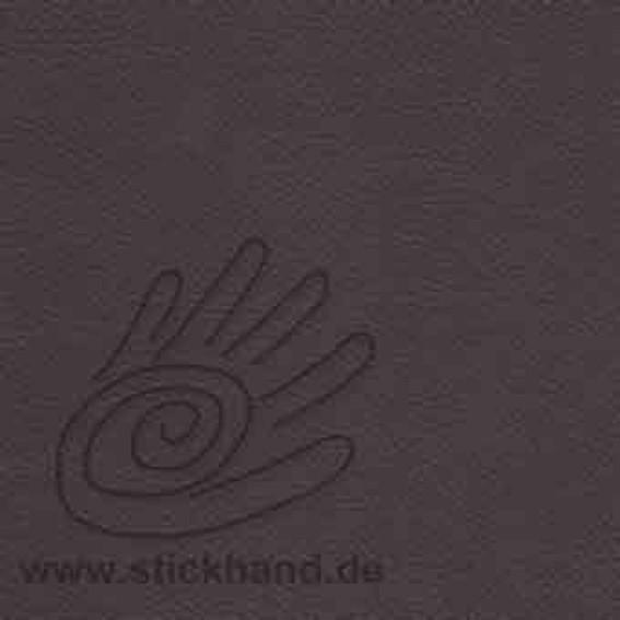 Lederimitat 50`s - Farbe 12 - Aubergine