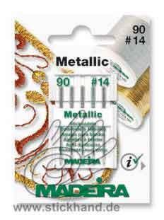 9451 Maschinennadeln für Metallicgarne