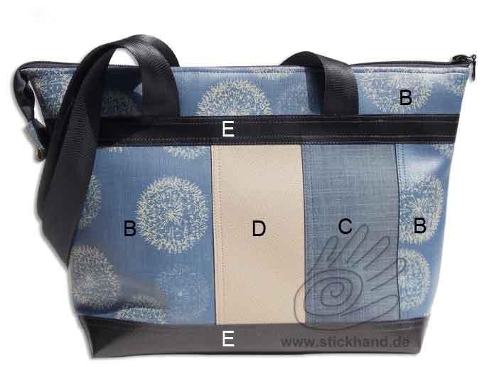 """Packung Taschenmodell """"Junior M"""""""