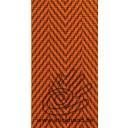 0603029_Trägergurt 40 mm breit – orange/schwarz
