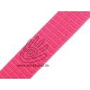 0603109 Trägergurt 24 mm breit – leuchtendes rosa