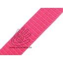 0603143 Trägergurt 20 mm breit – leuchtendes rosa