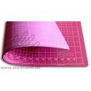 0604095 Schneidematten 60 x 45 cm pink-flieder