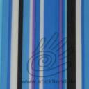 4450010 TF-streifen - Blau-weiß