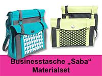 Die Businesstasche Saba Taschen, modische Tasche in den eigenen Lieblingsfarben. Mit diesem Modell gelingt der Übergang von Arbeit zu Freizeit perfekt. Das Außenfach auf der Taschenvorderseite kann in Web-Optik, Korkstoff oder textilen Techniken gestaltet werden.